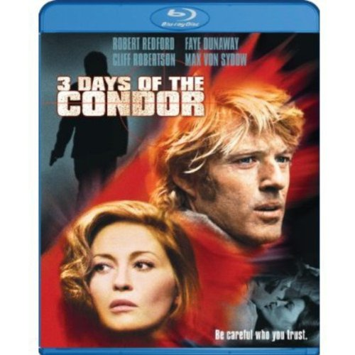 Three Days Of The Condor (Blu-ray) (Widescreen)