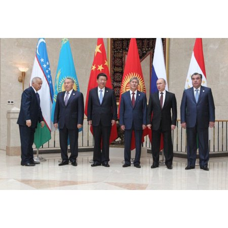 The Struggle For Power In Central Asia And The Caucasus