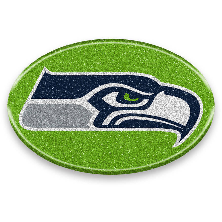 NFL Seattle Seahawks Color Bling Emblem