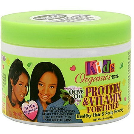 Africa's Best Kids Organics Protein Vitamin Remedy 7.5