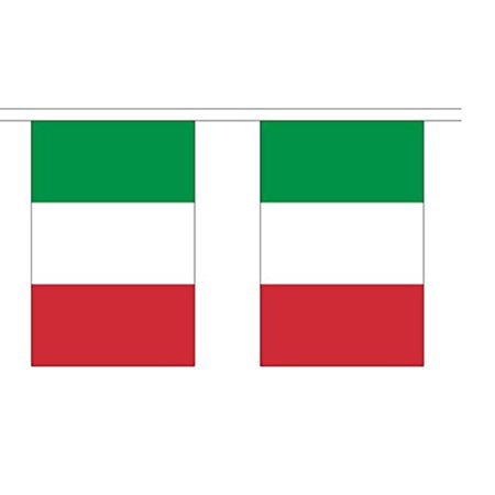 Italian Theme Ideas (10' Italy String Flag Party Bunting Has 10 Italian 6