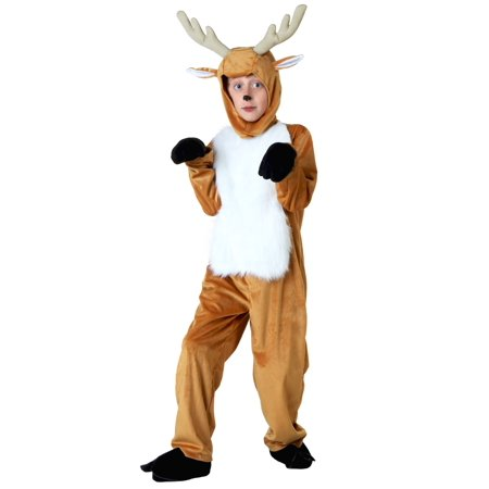 Child Deer Costume](Whitetail Deer Costume)