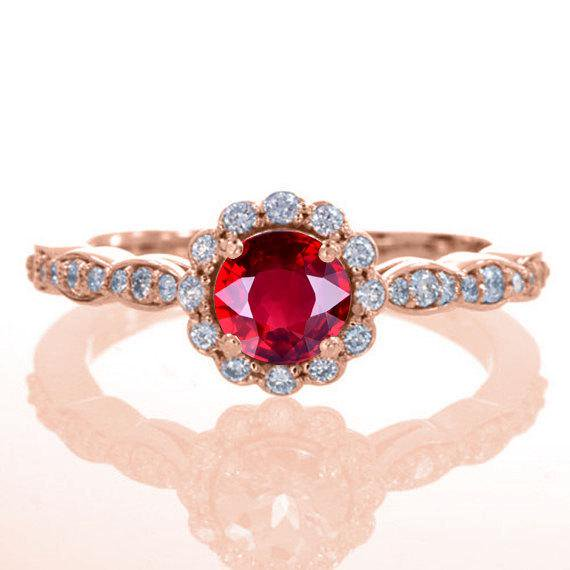Diamond Rings For Sale Walmart: Limited Time Sale: Antique Vintage Design 1