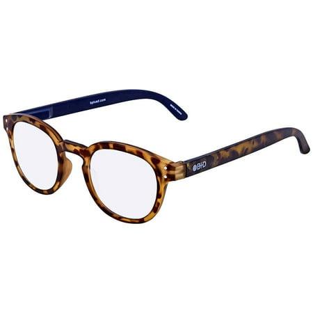 Blue Ban Reader Matt Tortoise +1.50 Eyeglasses (Ray Ban Display)