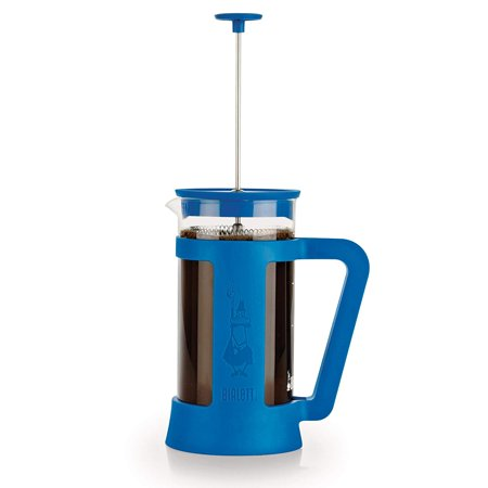 Bialetti Modern 3-Cup French Press Coffee Maker, Blue - image 2 de 5