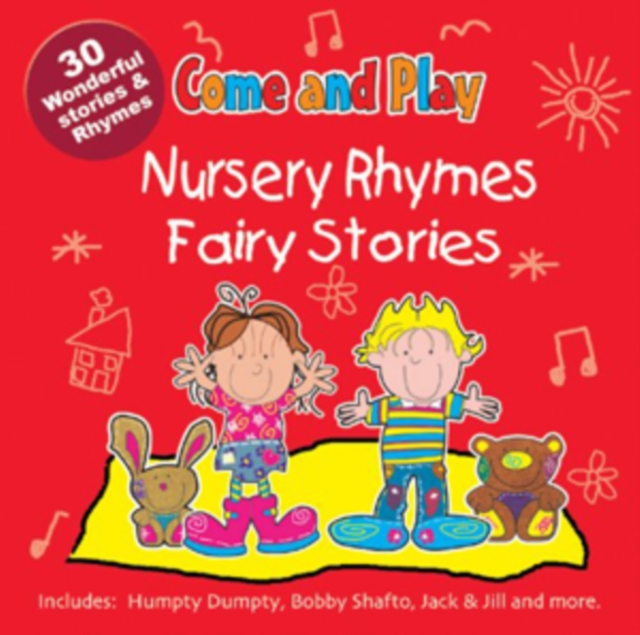 Nursery Rhymes & Fairy Stories (Audio CD)