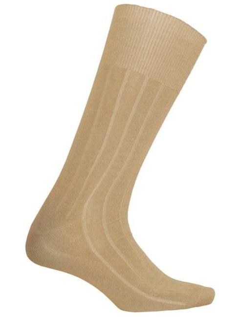 3 Pack Mens Khaki Diabetic Socks