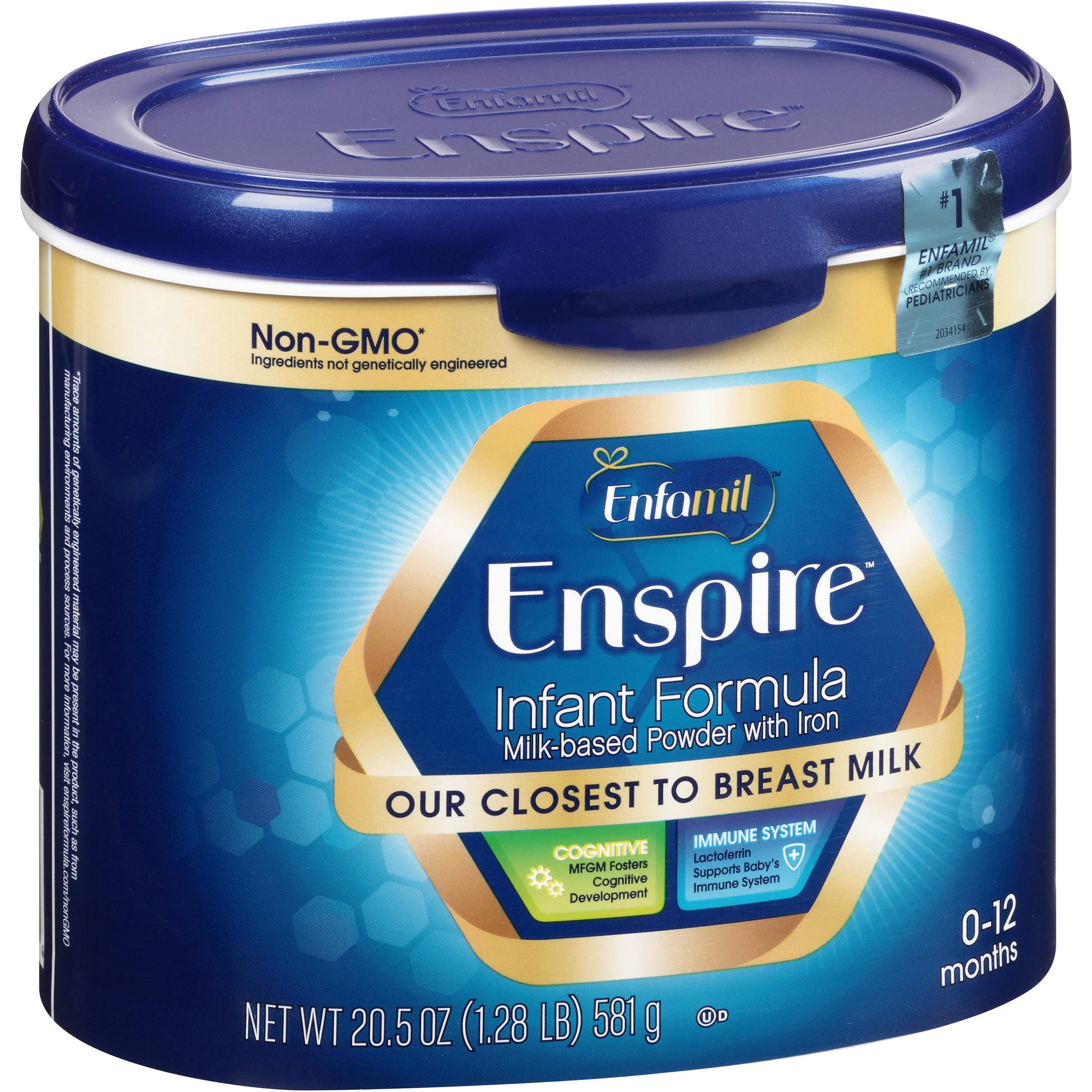 Enfamil Enspire Infant Formula Powder, 20.5 oz
