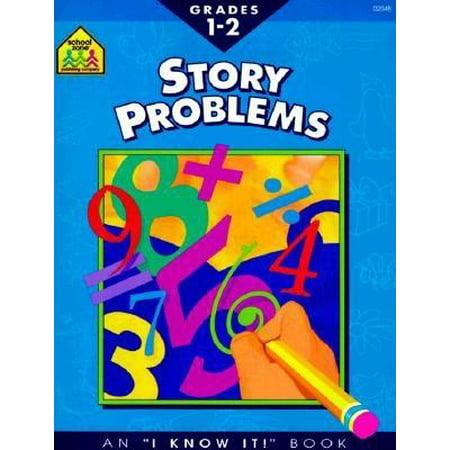 - Word Problems Grades 1-2-Workbook