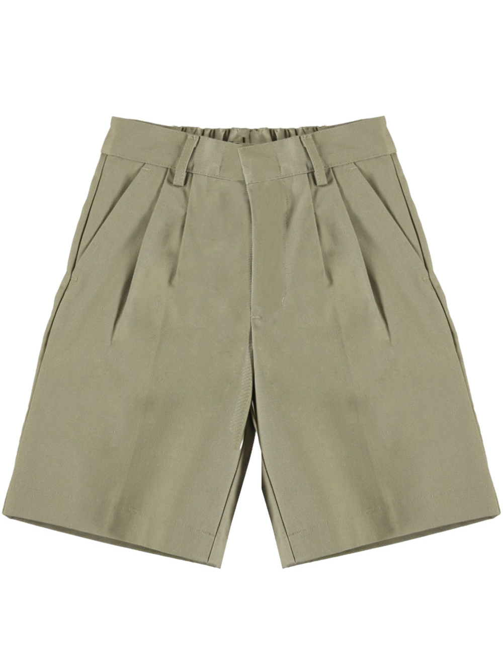 Universal Little Unisex' Basic Pleated Shorts (Sizes 2 - 7)