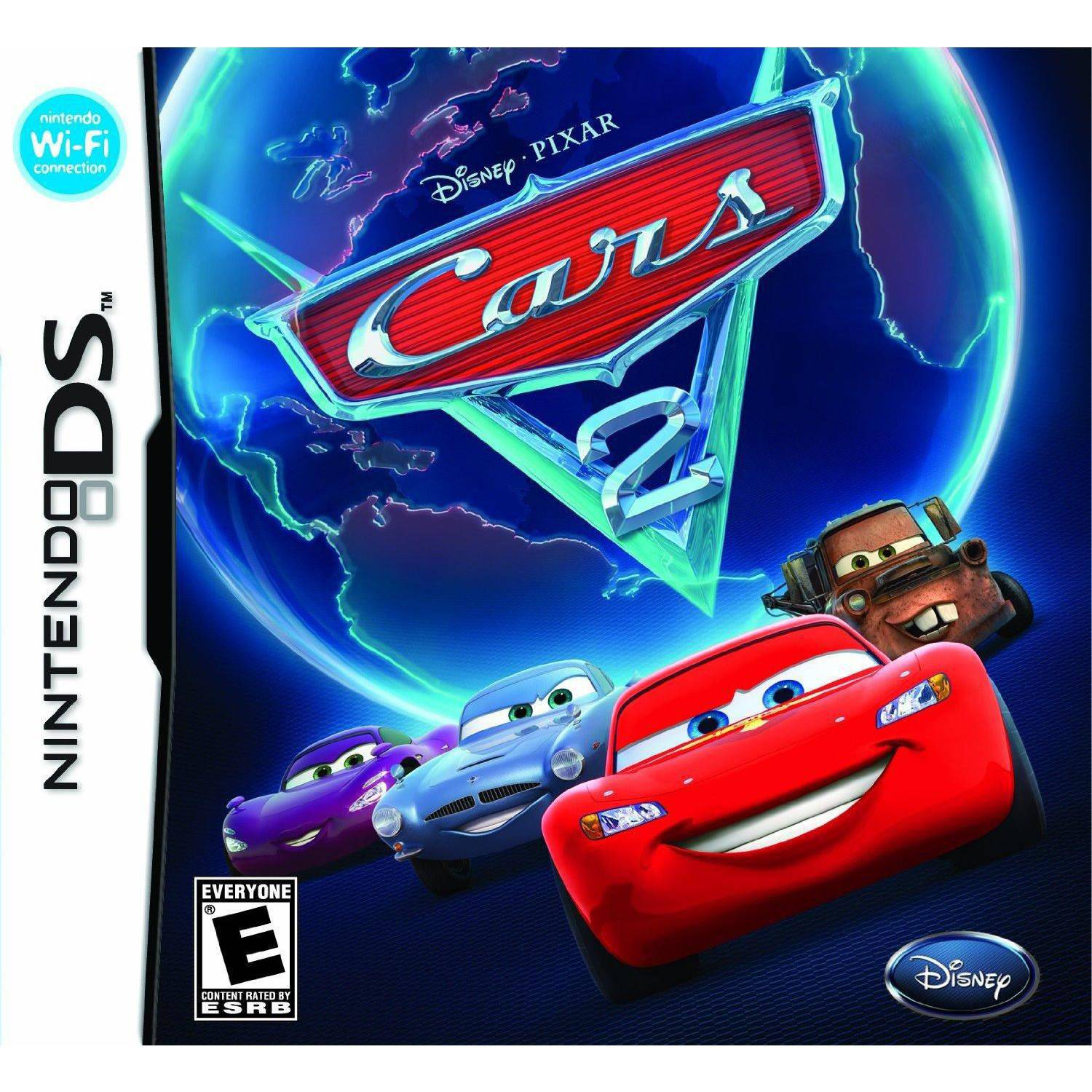 Disney Pixar Cars 2 (DS)