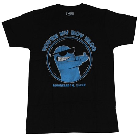 Foster Home For Imaginary Friends Halloween (Foster's Home For Imaginary Friends Mens T-Shirt - You're My Boy Bloo)