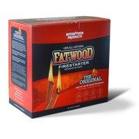 Betterwood 9910 Fatwood 10 Pound Firestarter & Natural Pine 5 Pound Firestarter
