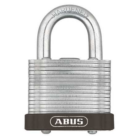 "Keyed Padlock,Different,1-1/2""W,PK6 ABUS 19328"