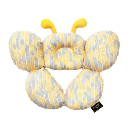 ?Korea Best Cute Neckpillow ? Elbini Triply Baby Stylish Neckpillow Kids Toddler Cotton pillow