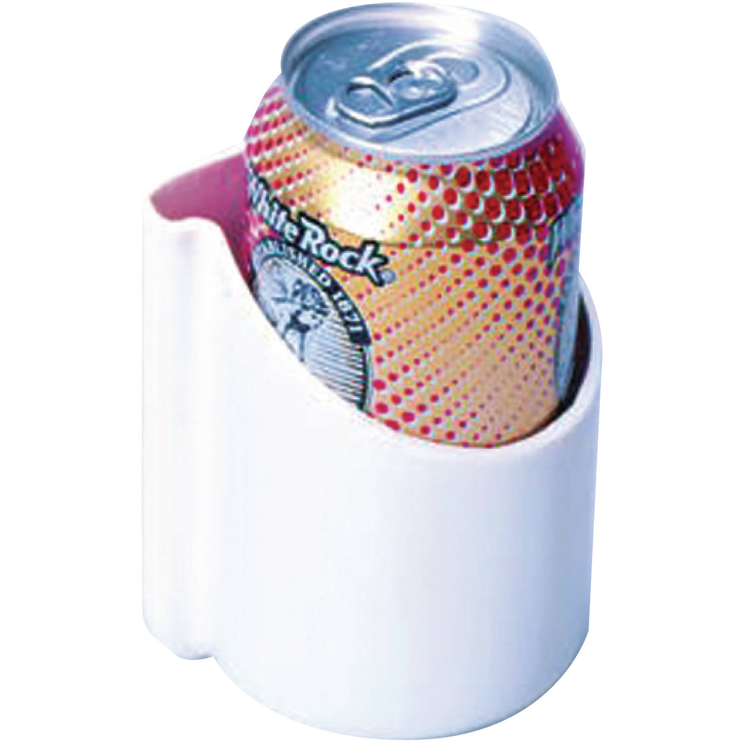 Beckson Soft-Mate Can and Air Horn Holder, White