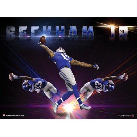 The Catch Odell Beckham Jr Poster