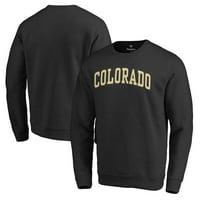 Colorado Buffaloes Fanatics Branded Basic Arch Sweatshirt - Black