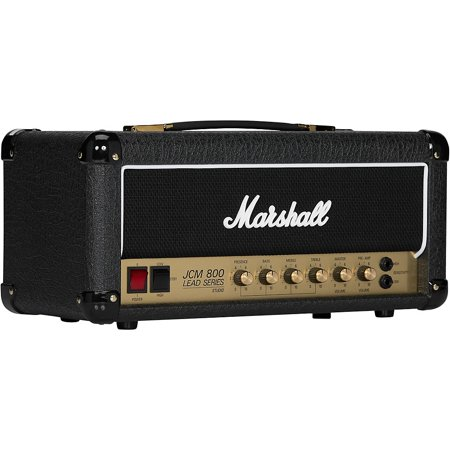 Marshall SC20H Studio Classic All-Valve Guitar Amplifier Head w/ FX Loop & DI, 20 Watts Acid Music Studio Loops