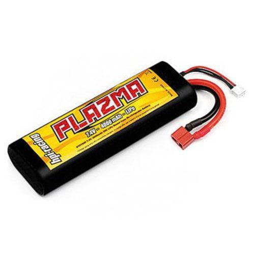 101941 LiPo Plazma 2S 7.4V 4000mAh 20C Multi-Colored