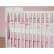 Child of Mine by Carter's Love is in the Air Fresh Air Crib Liner