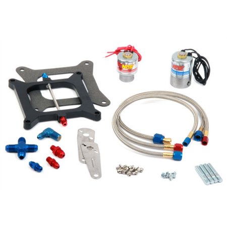 NOS 02020NOS Pro Shot Fogger Upgrade Kit Cheater Nitrous System