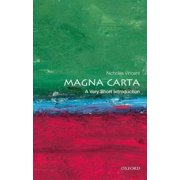 Magna Carta: A Very Short Introduction - eBook