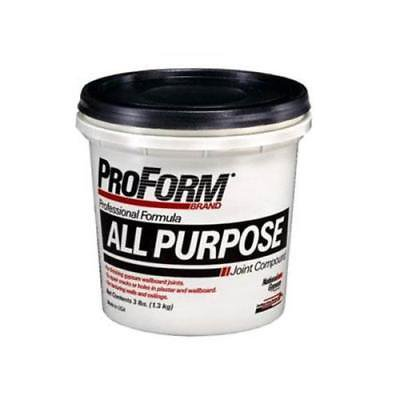 ProForm All Purpose Joint Compound, 3 lb, 2Pack