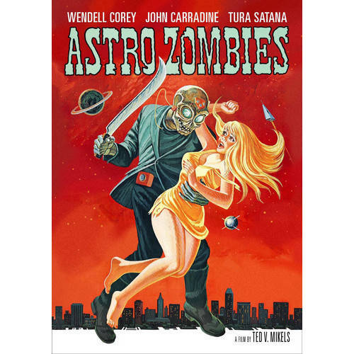 Astro Zombies by Kino International