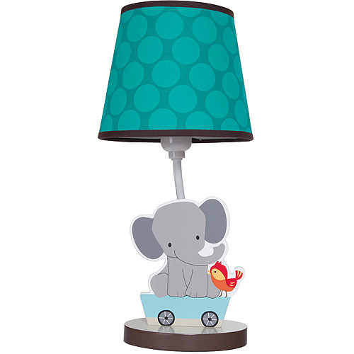 Bedtime Originals Animal Choo Choo Lamp with Shade and Bulb by Bedtime Originals