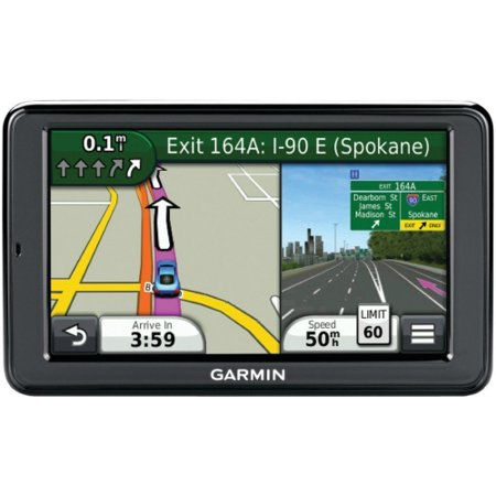 Refurbished Garmin Nuvi 2595Lmt 5 Gps Vehicle Navigation System W  Speaks Street Names