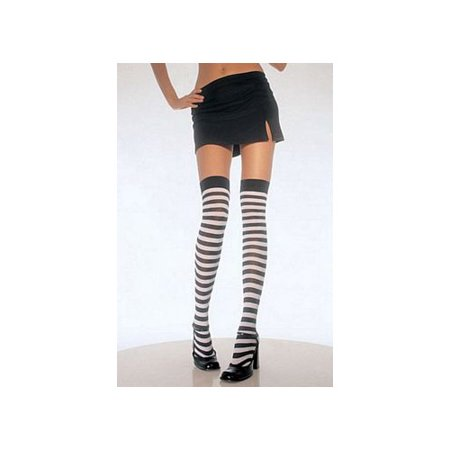 Striped Thi Hi Adult Halloween Accessory, One Size (4-14) - Halloween Animatronics Parts