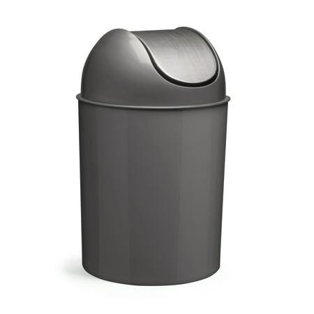 Upc 028295162050 Umbra Mezzo Trash Can Nickel