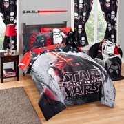 Star Wars Episode VII Rule the Galaxy Twin/Full Comforter
