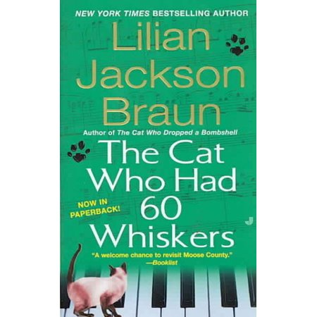 The Cat Who Had 60 Whiskers (Cat Who. . - Whiskers Cat Halloween
