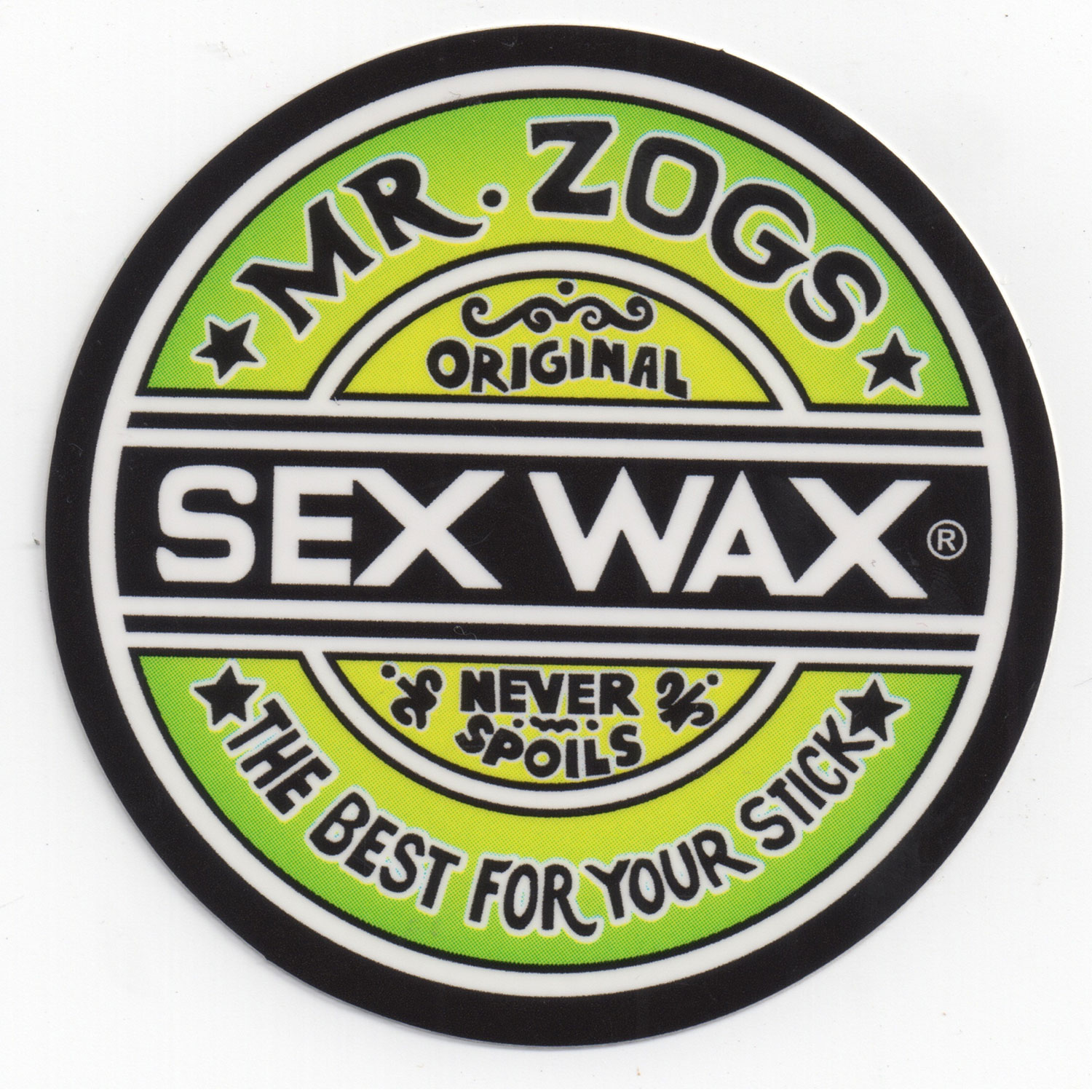 Apologise, but, using sex wax