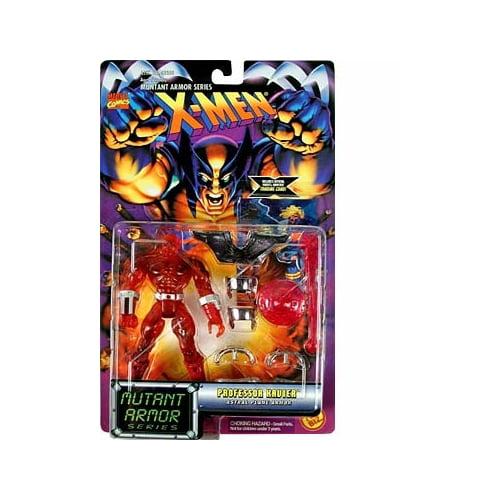X-Men Mutant Armor Professor X Action Figure by Toy Biz