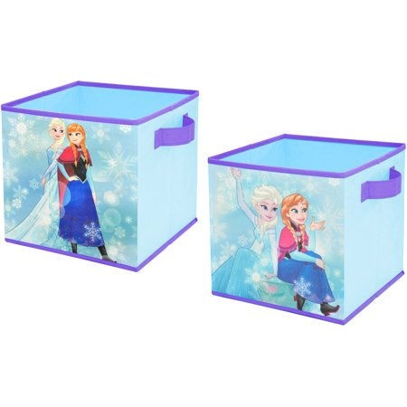 Disney Frozen Storage Cubes  2Pk