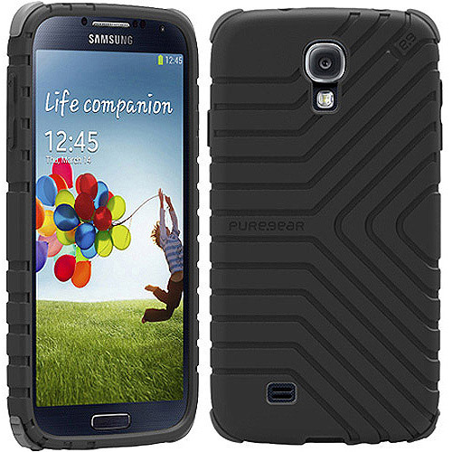 PureGear GripTek Impact Protection for Samsung Galaxy S 4