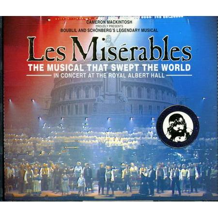 Les Miserables 10th Anniversary Concert (CD)