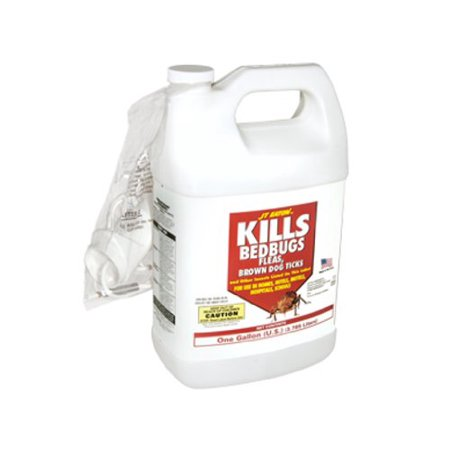 Base Attachment (Ready to Use Oil Based Bedbug Spray with Sprayer Attachment 1-Gallon by JT Eaton )