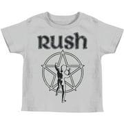 Rush Boys' Starman Childrens T-shirt Grey