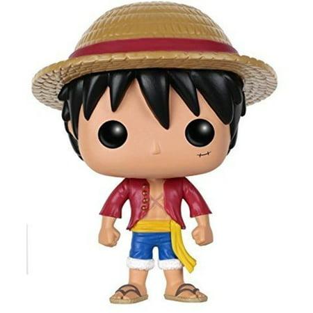 FUNKO POP! ANIMATION: ONE PIECE - MONKEY. D. (Megahouse One Piece Pop)