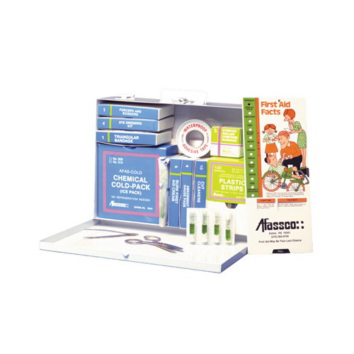Hospeco Health Gards First Aid Kit, 25 Peoples Served | 1 Each