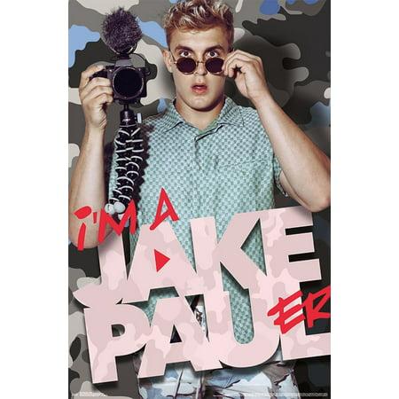 Jake X Izzy (Jake Paul - Pauler)