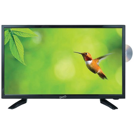- SUPERSONIC 19IN LED WIDE HDTV W DVD