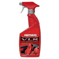 Mothers Polish VLR Vinyl Leather Rubber Care VLR Vinyl Leather Rubber Care