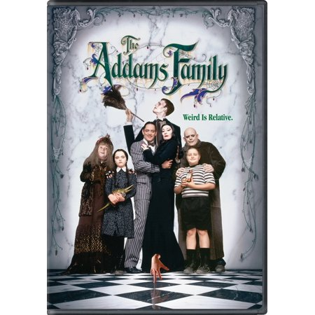 Addams Family Morticia (The Addams Family (DVD))