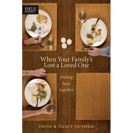 When Your Family's Lost a Loved One - eBook