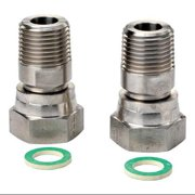 """IFM Adapter,1/2"""",for Flow Meter SM8 E40192"""